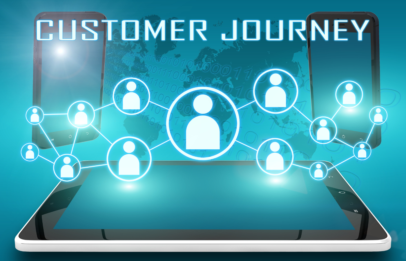 App customer journey