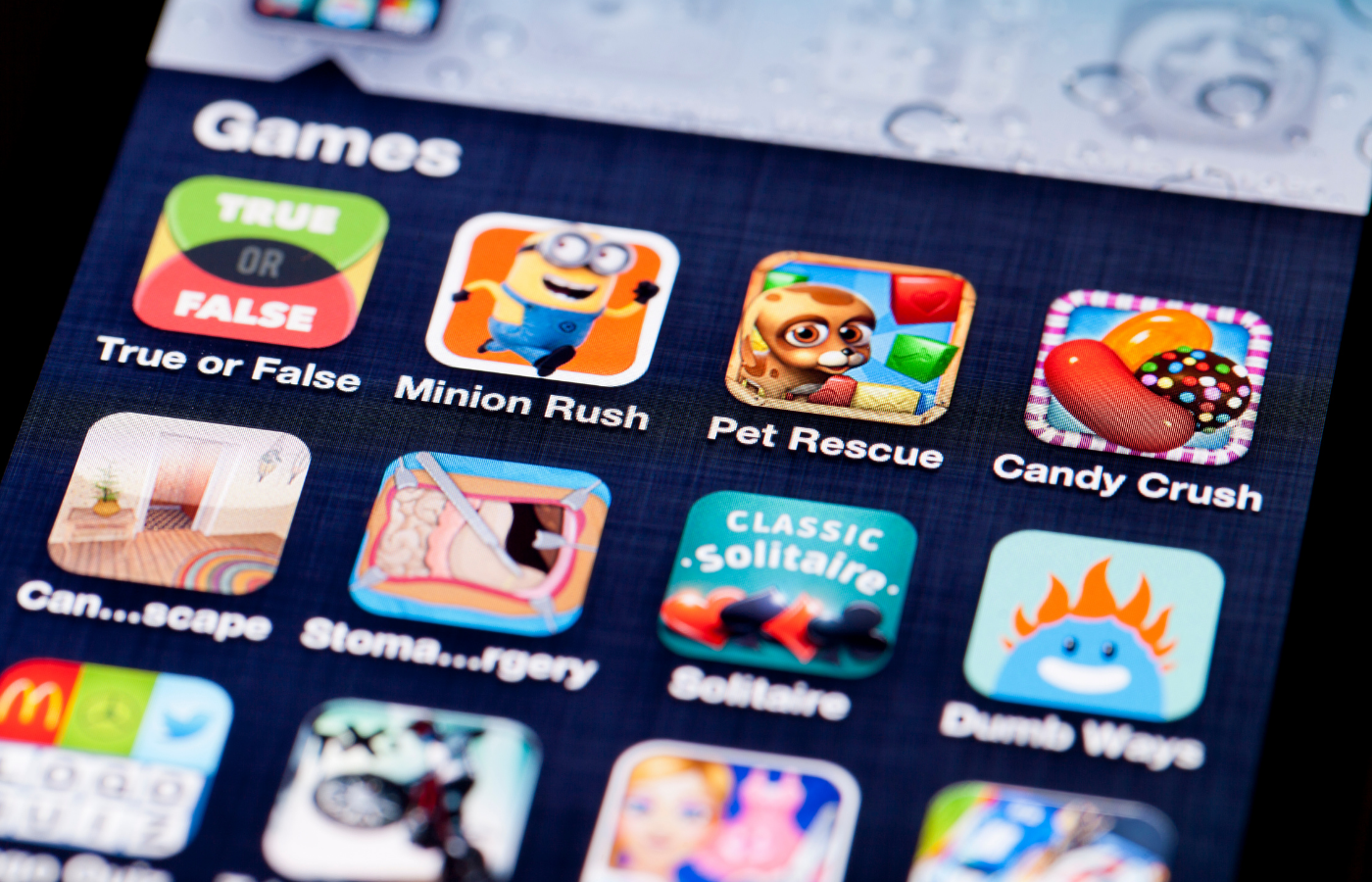 Strategy apps